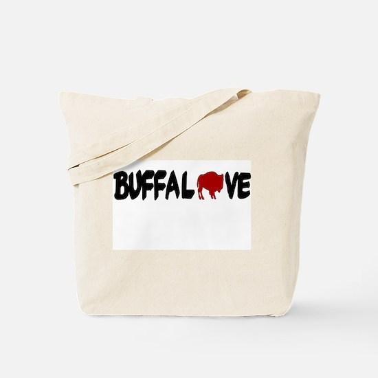 Buffalove Tote Bag