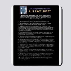 9/11 Conspiracy Part 1 Mousepad