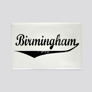 Birmingham Rectangle Magnet