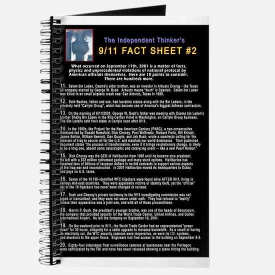 9/11 Conspiracy part 2 Journal