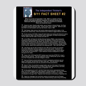 9/11 Conspiracy part 2 Mousepad