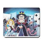 Queen of Hearts Mousepad
