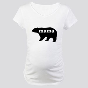 Mama Bear Mother's Day Maternity T-Shirt
