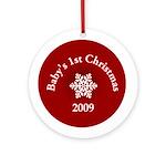 Announcing Pregnancy Christmas Ornaments Ornament