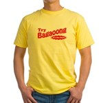 Try Bagaoong Yellow T-Shirt