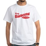 Try Bagaoong White T-Shirt