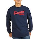 Try Bagaoong Long Sleeve Dark T-Shirt
