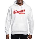 Try Bagaoong Hooded Sweatshirt