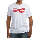 Try Bagaoong Fitted T-Shirt