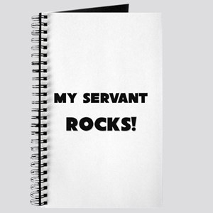 MY Servant ROCKS! Journal