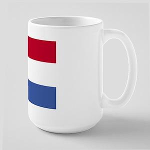 Netherlands Large Mug
