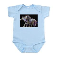 Paint Horses Infant Bodysuit