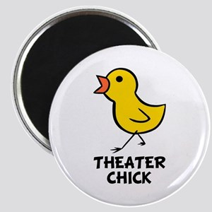 Theater Chick Magnet