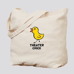 Theater Chick Tote Bag