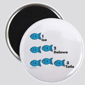 Counting in Tagalog Magnet