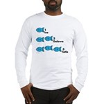Counting in Tagalog Long Sleeve T-Shirt