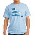 Counting in Tagalog Light T-Shirt