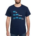 Counting in Tagalog Dark T-Shirt