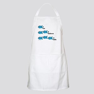 Counting in Tagalog BBQ Apron