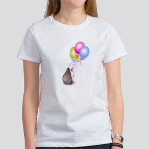 Hedgie Balloons Women's T-Shirt