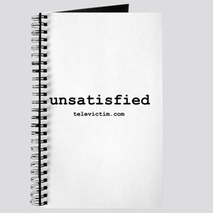 """unsatisfied"" Journal"