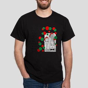 Christmas Wine Lis T-Shirt