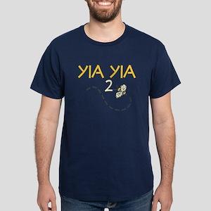 YiaYia to Be (Bee) Dark T-Shirt
