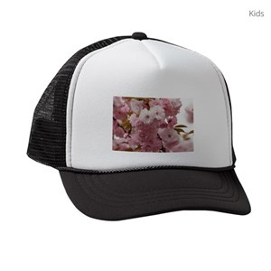 fc203bbed24 Pretty In Pink Movie Kids Trucker Hats - CafePress