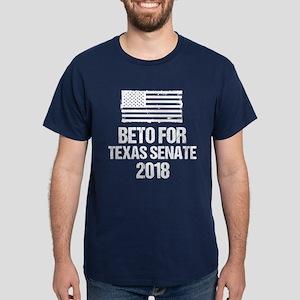 Beto Texas Senate 2018 Dark T-Shirt