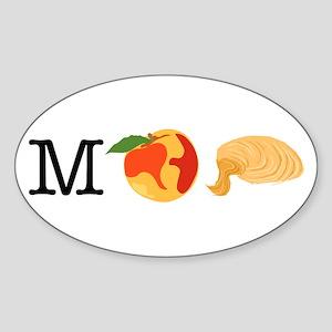 Fun Impeach Trump Rebus Picture Puzzle Sticker