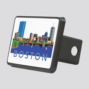 Cool Crisp Illustration of Rectangular Hitch Cover