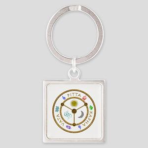 Mandala No.6 Keychains