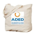 ADED Logo Tote Bag