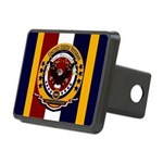Afghanistan Veteran Rectangular Hitch Cover