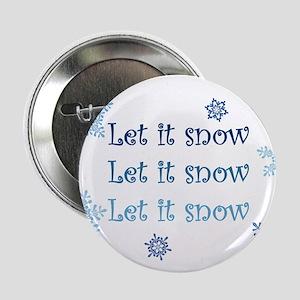 "Winter 2.25"" Button"