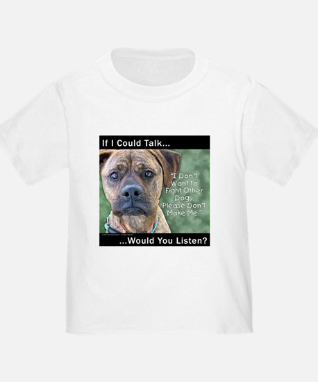 Stop Dog Fighting T