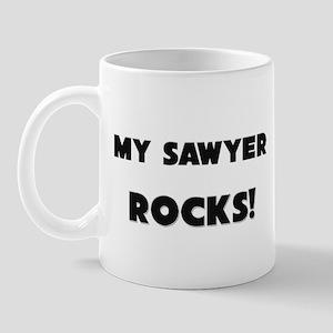 MY Sawyer ROCKS! Mug