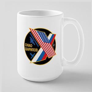 Expedition 10 Large Mug