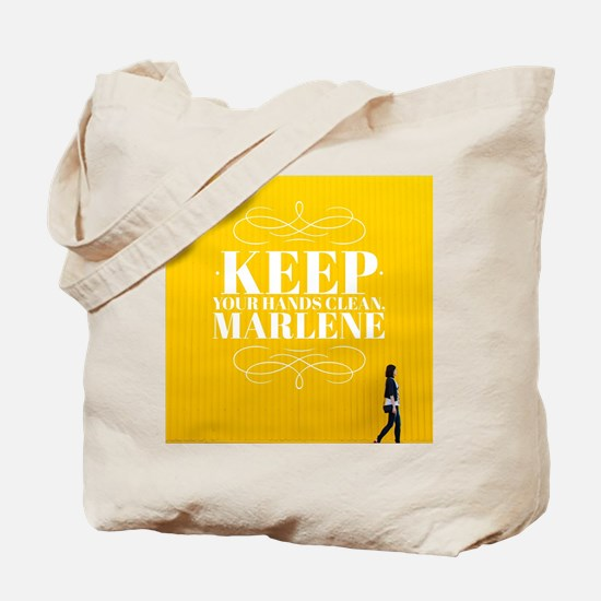 Unique Marlene Tote Bag