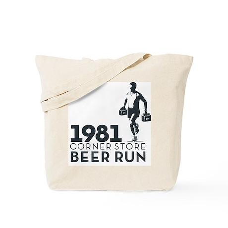 Beer Run Tote Bag
