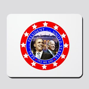 Inauguration (Obama-Biden) 09 Mousepad