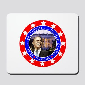 Inauguration (Obama) 2009 Mousepad