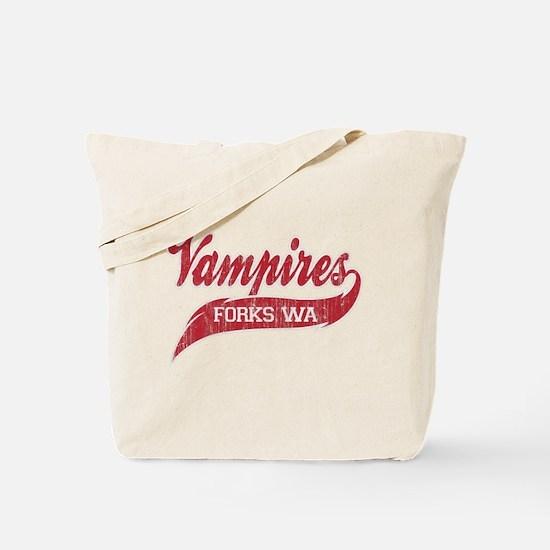 Forks Washington Vampires Tote Bag