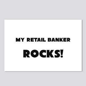 MY Retail Banker ROCKS! Postcards (Package of 8)