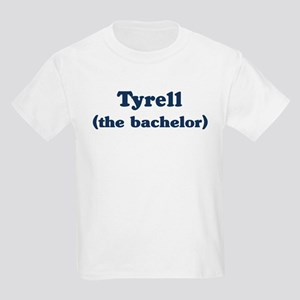Tyrell the bachelor Kids Light T-Shirt