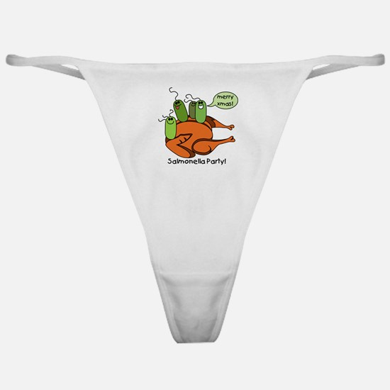 Salmonella Party Classic Thong