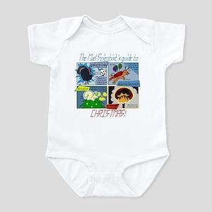 Xmas Evil Genius Infant Bodysuit