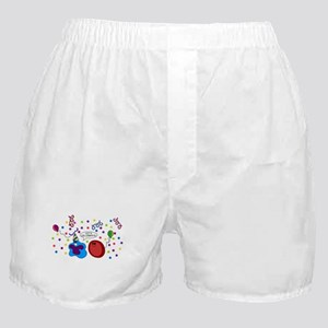 Let's Cellebrate Boxer Shorts