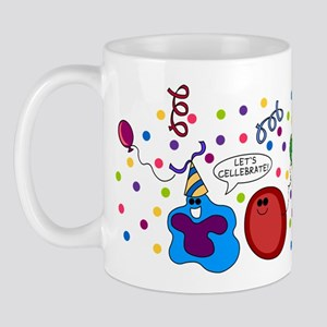 Let's Cellebrate Mug