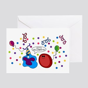 Let's Cellebrate Greeting Cards (Pk of 10)